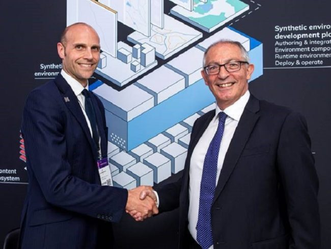 Improbable Defence and National Security Wins Digital Twin Contract from UK MOD