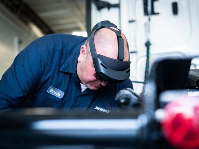 Penske Employs Design Interactive Tech for AR Maintenance Training