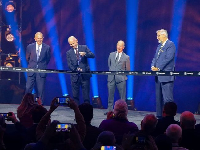 Saab Expands with Opening of New Facility in Indiana
