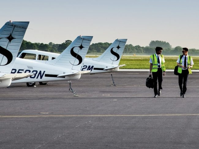 Skyborne & SkyWest Airlines Partner for Professional Pilot Pathway