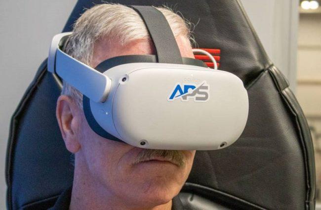 APS Integrates Virtual Reality into UPRT Training