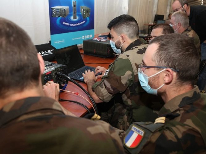Thales Supports France with Tactical Radio at NATO's Largest Interoperability Exercise
