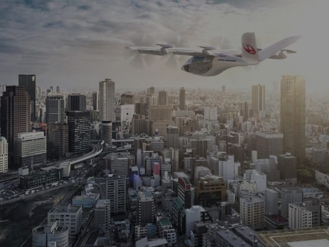 Avolon and Japan Airlines Partner to Create eVTOL Ride Sharing