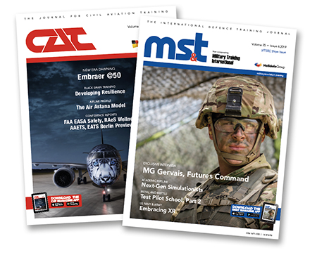 CAT and MST Magazines