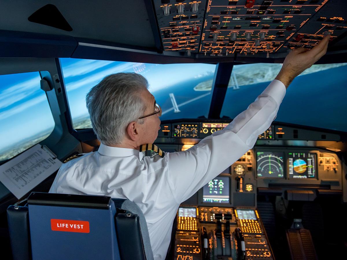 Pilot sim