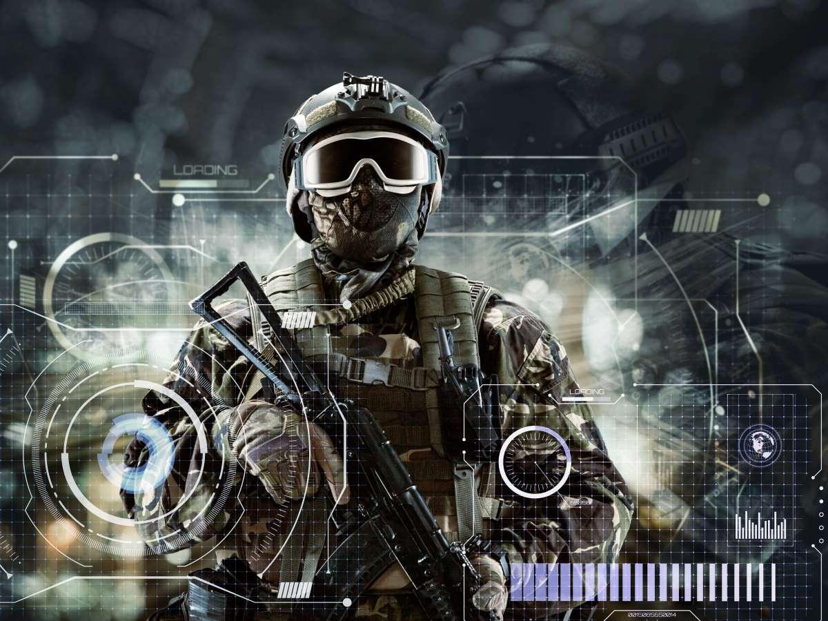 Military ar vr
