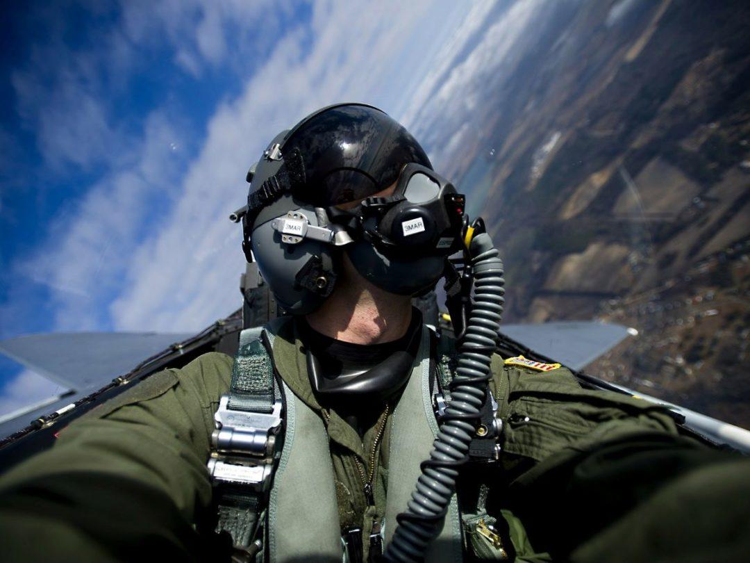 US Air Force Pilot