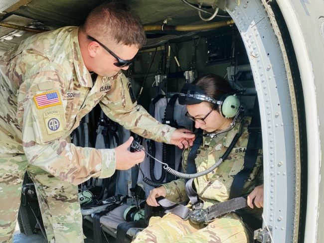 Top ROTC Cadets Selected for Army Nurse Summer Training Program
